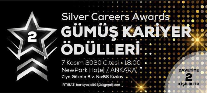 """Son Dönemin Lider Dergisi """"By Protokol Dergisi""""nden 2. Gümüş Kariyer Ödülleri"""