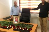 Merhum Savcı Özgür Katip Kaya Çiçeklerle ve Dualarla Anıldı