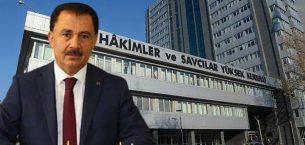 HSK Üyesi Hamit Kocabey'in İstifası Kabul Edildi
